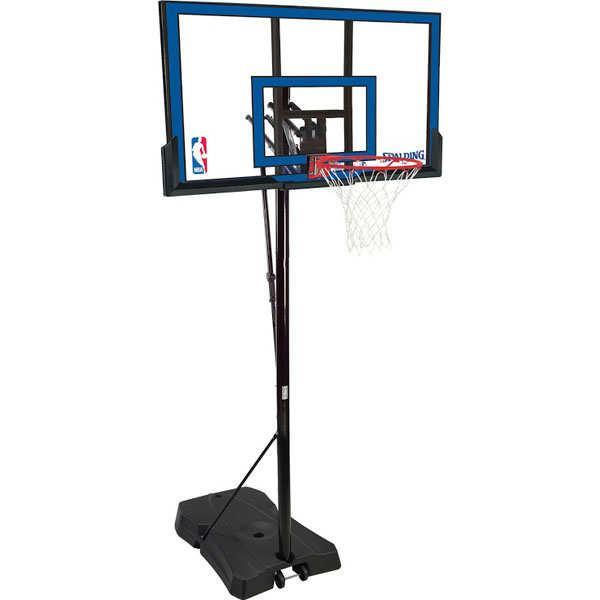 Мобильная баскетбольная стойка Spalding 48 Gametime Series 73655CN