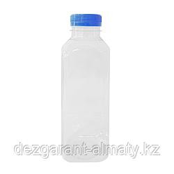 ПЭТ тара (флакон 0,5 л)