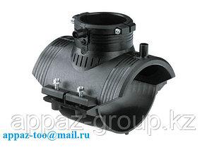 Седло электросварное с врезкой 110-63 мм