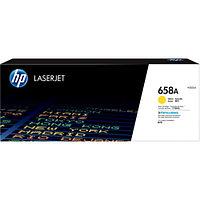 HP 658A Yellow LaserJet тонер (W2002A)