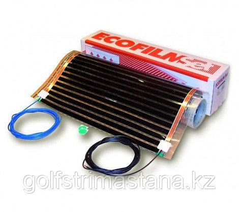 Плёночный тёплый пол ECOFILM Set 600 mm x 80 W/m²