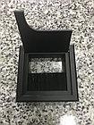 Пропуск для кабеля в стол Merida 80x80 черный, фото 4