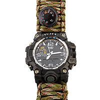 Часы из паракорда Yuzex G4