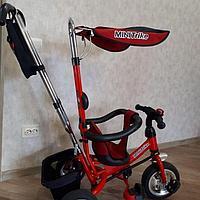 Детский 3-х колесный велосипед Mini Trike LT-950A красный, фото 1