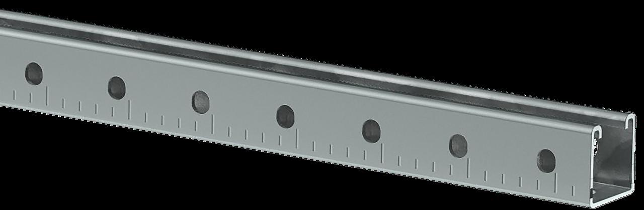 STRUT-профиль перфорированный 41x41х2000-1,5 IEK
