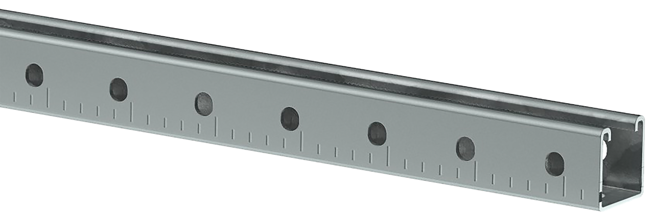 STRUT-профиль перфорированный 41x41х2100-1,5 IEK