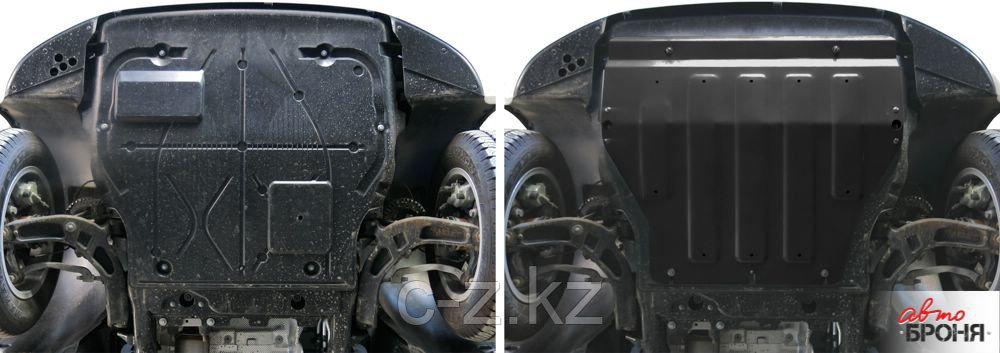 Защита картера и КПП Volkswagen Multivan T5-T6 2003-2019, фото 2