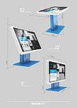 """Интерактивный стенд """"Tehno-Sky"""" стол Angle (поворотный экран), фото 2"""