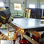 Особенности производства разных видов металлической мебели
