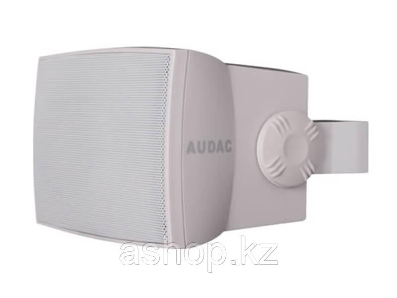 Акустика потолочная двухполосная пассивная AUDAC WX302/OW, 100 вольтовое подключение: 20 Вт/500 Ом, 10 Вт/1000