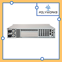 Сервер Supermicro CSE-826BE1C-R741JBOD