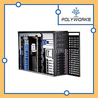 Сервер Supermicro CSE-747BTS-R2K20BP/X11DPG-QT, фото 1