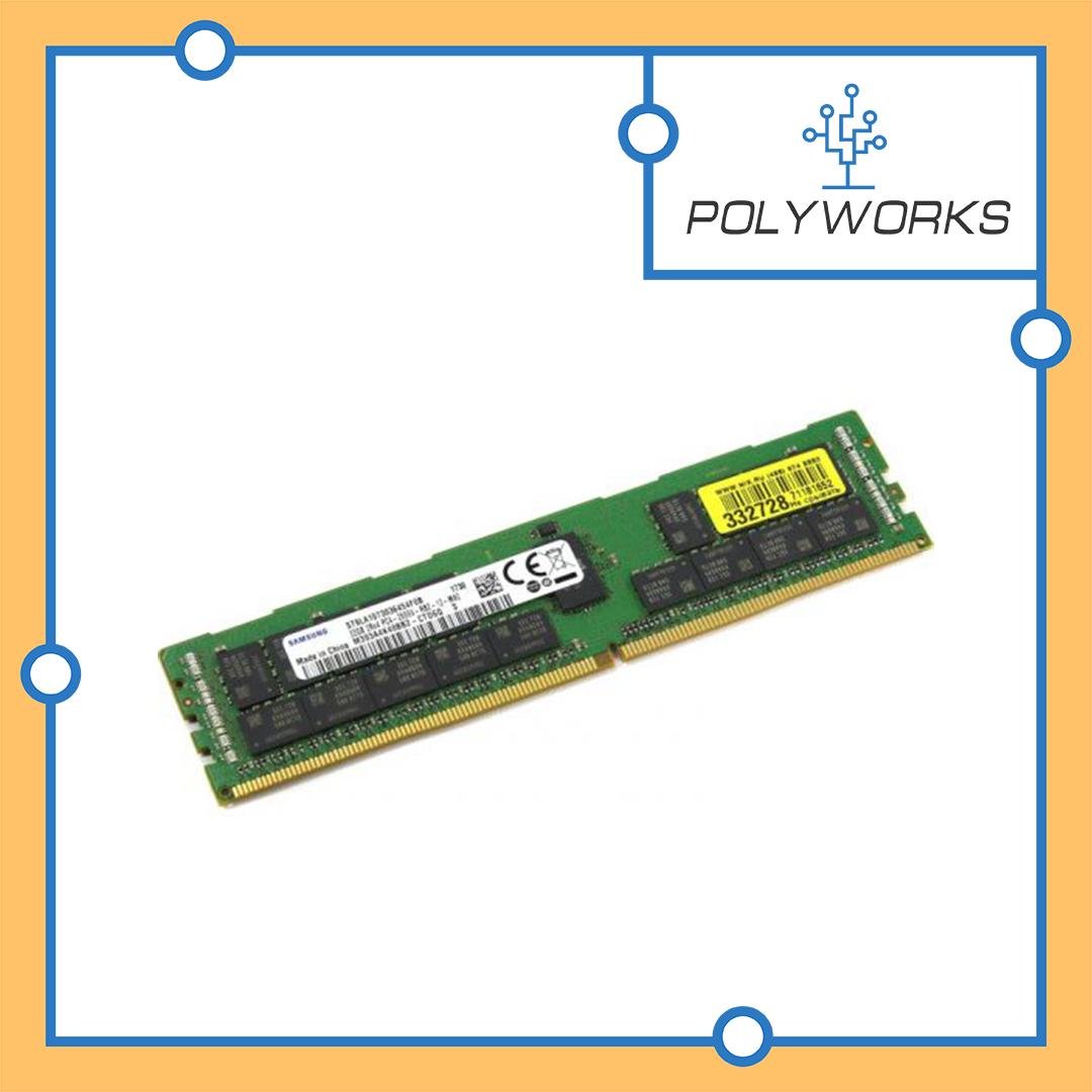 Оперативная память 32GB DDR4 ECC Registrerd 2666Mhz Apacer (Samsung original M393A4K40BB2-CTD)