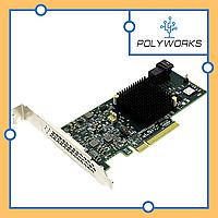 Контроллер RAID Controller Broadcom (LSI) MegaRAID SAS 9341-8i