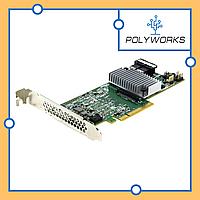 Контроллер RAID Controller Broadcom (LSI) Mega RAID SAS 9361-8i 2Gb