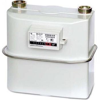 Счетчик газа ВК с термокоррекцией