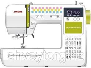 Компьютеризированная швейная машинка Janome Excellent Stitch 100