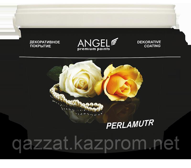 """Декоративная перламутровая краска """"ANGEL PERLAMUTR"""" 0,8 кг"""