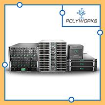 HP серверы и комплектующие