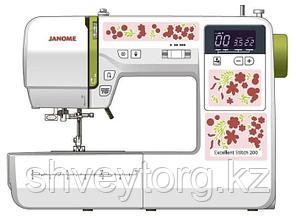 Компьютерная швейная машина Janome Excellent Stitch 200