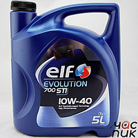 Моторное масло ELF EVOLUTION 700 STI 10W40 5л.