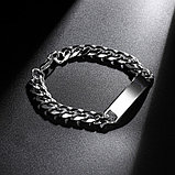 """Браслет мужской стальной """"Stainless steel"""", фото 2"""
