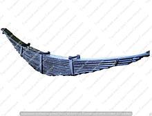 Рессора КАМАЗ-4310, 5320, 55111 передняя 15 листов L-1675 мм