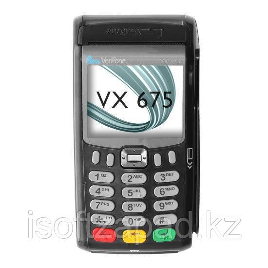 POS-терминал Verifone vx 675, мобильный