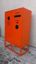 Контейнер для сбора, накопления и хранения отработанных энергосберегающих ламп, ртутных термометров и химических элементов питания КЛБ - 2 плюс