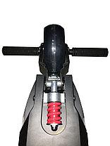 Самокат 3-х колесный складной Scooter-X (Красный), фото 3