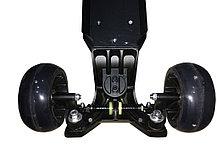 Самокат 3-х колесный складной Scooter-X (Синий), фото 3