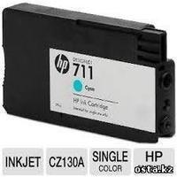 HP №711 Cyan Ink Cartridge CZ130A