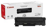 Картридж Canon 725 Original для Canon i-SENSYS LBP6000/LBP6020/LBP6030/MF3010 3484B005