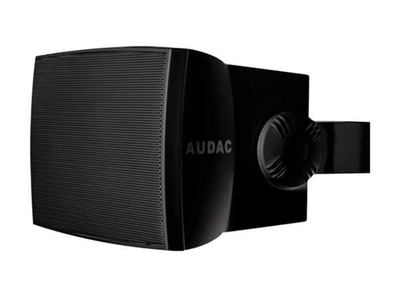 Акустика потолочная двухполосная пассивная AUDAC WX502/B, 100 вольтовое подключение: 40 Вт/250 Ом, 20 Вт/500 О
