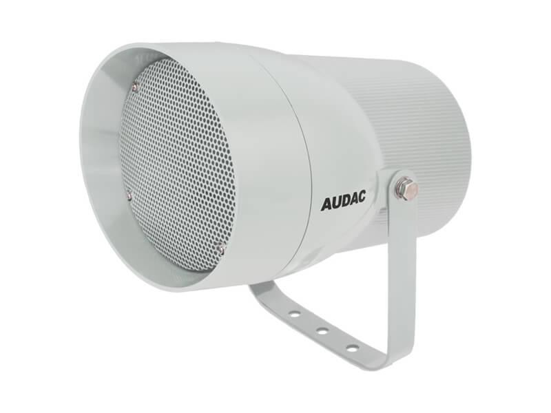 Акустика потолочная широкополосная пассивная AUDAC HS121, 100 вольтовое подключение: 24 Вт/417 Ом, 12 Вт/833 О