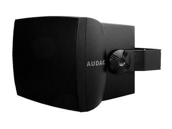 Акустика потолочная двухполосная пассивная AUDAC WX802/B, 100 вольтовое подключение: 60 Вт/167 Ом, 30 Вт/333 О