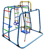ДСК Игрунок голубой-радуга
