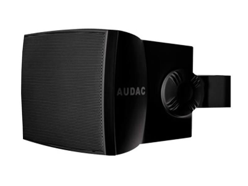 Акустика потолочная двухполосная пассивная AUDAC WX302/B, 100 вольтовое подключение: 20 Вт/500 Ом, 10 Вт/10000