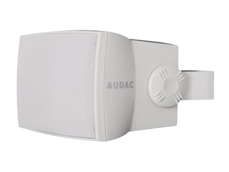 Акустика потолочная двухполосная пассивная AUDAC WX502/W, 100 вольтовое подключение: 40 Вт/250 Ом, 20 Вт/500 О
