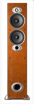 Акустика напольная фронтальная монополярная, трехполосная, пассивная, фазоинверторная Polk Audio RTi A5, 90, 3