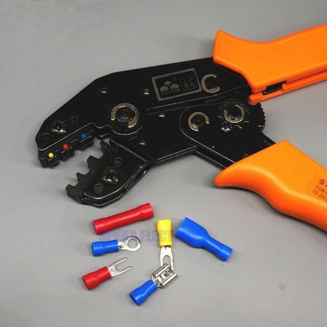 Пресс для наконечников SN-02C  от 0.25 до 2.5 мм кв. (кримпер)