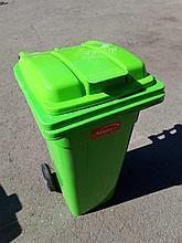 Бак для мусора 120 л . производство Иран .