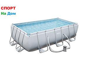 Большой каркасный бассейн Bestway 56251 (404 х 201 х 100 см, на 4531 литров ), фото 2