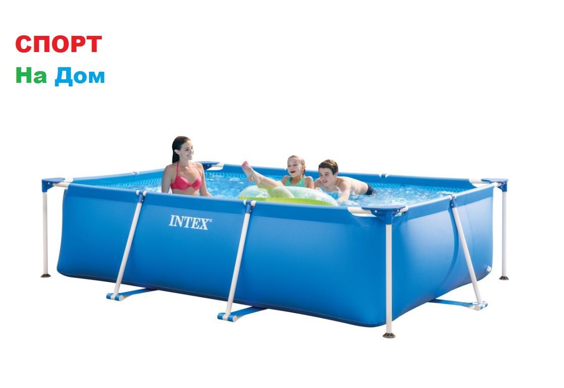 Каркасный бассейн Intex 28272 (300 х 200 х 75 см, на 3834 литра)