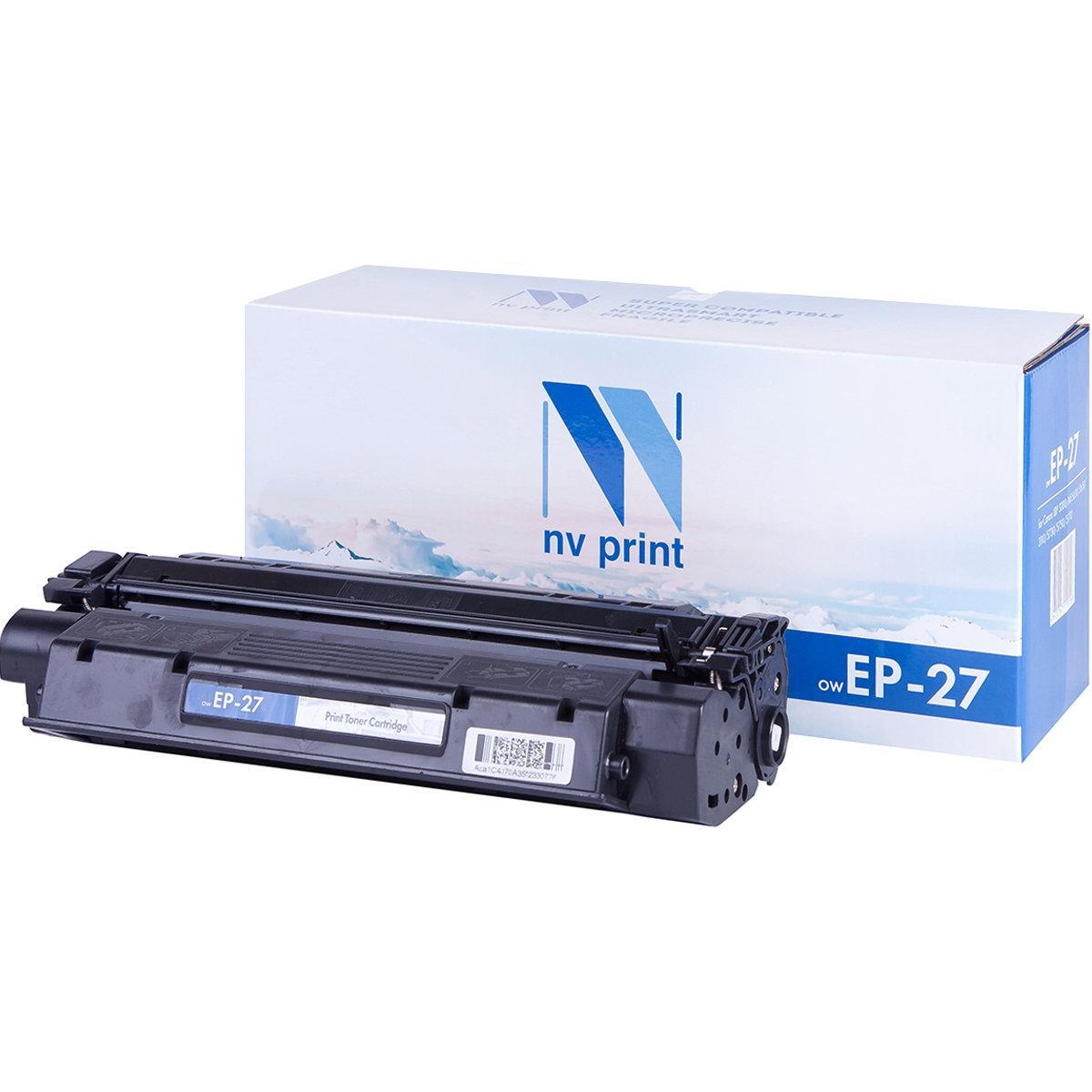Картридж NVP совместимый Canon NV-EP27 для i-SENSYS MF3228/LaserBase MF3110/MF3240/MF5630/MF5650/MF573