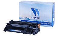 Картридж NVP совместимый NV-052H  для Canon i-SENSYS LBP212dw/LBP214dw/LBP215x/MF421dw/MF426dw/MF428x/MF429x (9200k)