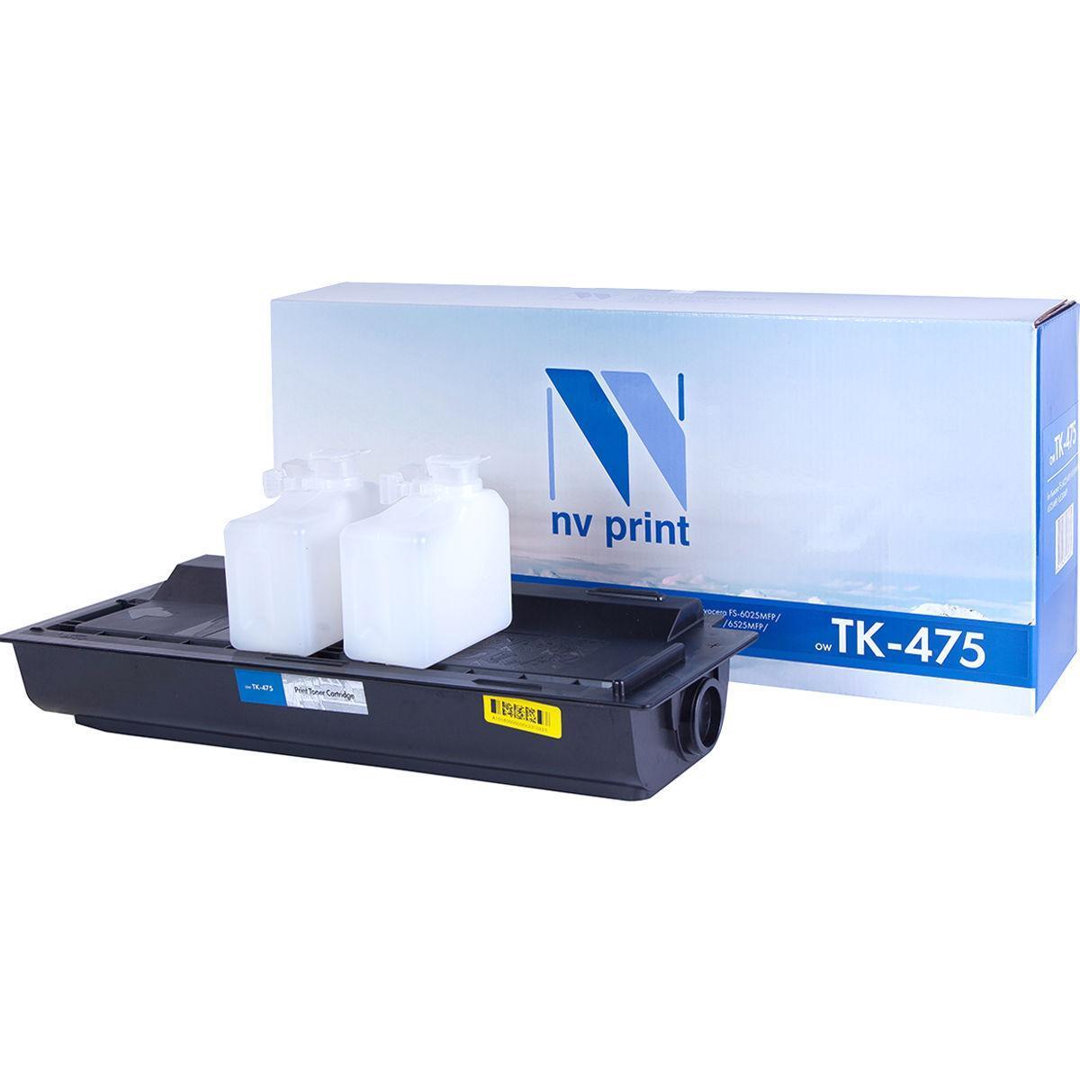 Картридж NVP совместимый Kyocera TK-475 для FS-6025MFP/6025MFP/B/6030MFP/6525MFP/6530MFP (15000k)