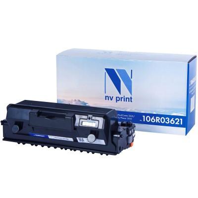 Тонер-картридж NVP совместимый Xerox 106R03621 для WorkCentre 3335/3345/Phaser 3330 (8500k)