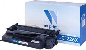Kартридж NVP совместимый HP CF226X для LaserJet Pro M402d/M402dn/M402dne/M402dw/M402n/M426dw/M426fdn