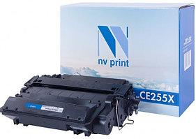 Картридж NVP совместимый HP CE255X для LaserJet M525dn/M525f/M525c/Pro M521dw/M521dn/P3015/P3015d/P3015dn/P3015x (12500k)